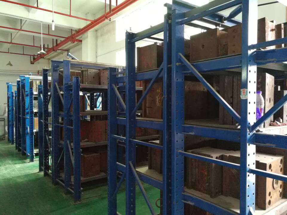 3. Molding Department 1