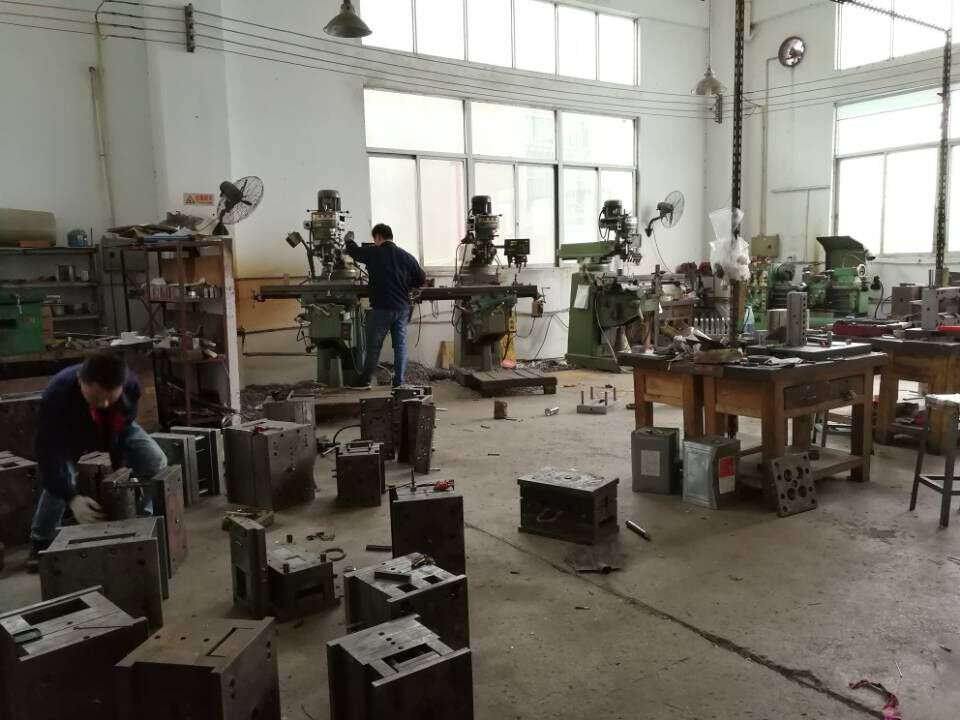 3. Molding Department 3
